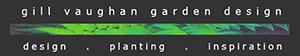 Gill Vaughan Garden Design Logo